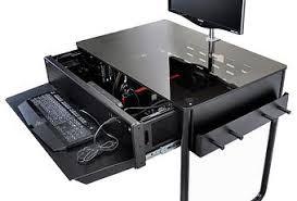 bureau ordinateur intégré des boîtiers pour pc intégrés dans le bureau paperblog