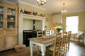 Victoria Jenkins Interiors A Regency House In Disguise - Old pine kitchen table