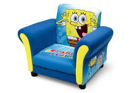 Toddler Reclining Chair Spongebob Upholstered Chair Delta Children U0027s Products