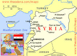syria on map maps of syria flags maps economy geography climate