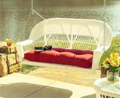 wicker porch swing cape cod wicker paradise