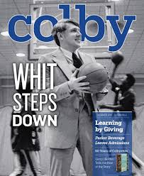 colby magazine vol 100 no 2 by colby college libraries issuu