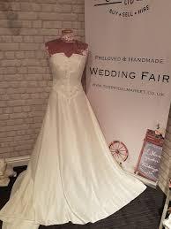 preloved wedding dresses ex sle preloved wedding dresses at the bridal market ltd leeds