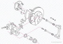 an exploded view drawing is a diagram picture or technical