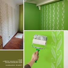 wandgestaltung beispiele wohndesign ehrfürchtiges wohndesign farbe wandgestaltung