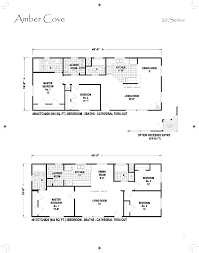 Karsten Homes Floor Plans Amber Cove Series 5starhomes Manufactured Homes