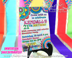 party supplies online mandalas party decoration party supplies printable party