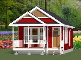 Wood House Plans by 18x32 Tiny House 576 Sqft Pdf Floor Plan Model 1 Tiny