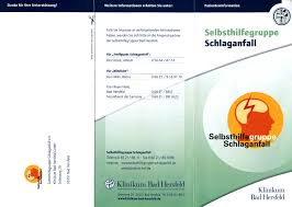 Klinikum Bad Hersfeld Selbsthilfegruppe Schlaganfall Bad Hersfeld E V