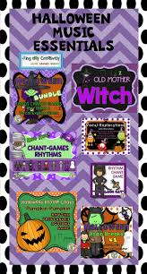halloween music monster mash 242 best music ed halloween images on pinterest music