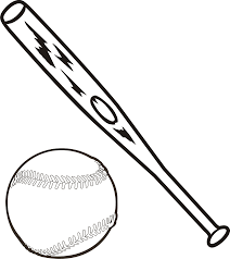 free baseball bat clip art pictures clipartix