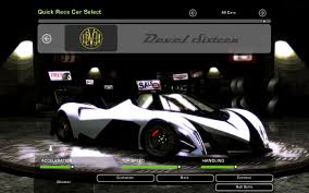devel sixteen need for speed underground 2 various devel sixteen prototype nfscars