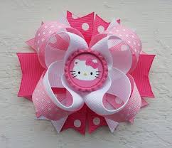hello bow 20 best hair bows hello images on hair bows