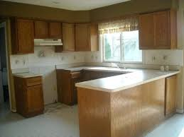 How To Modernize Kitchen Cabinets Updating Kitchen Cabinets Redo Without Painting Cabinet Update