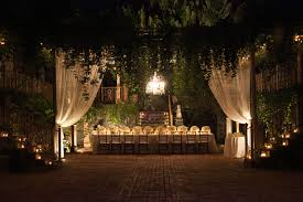 outdoor wedding reception venues lush intimate hawaiian destination wedding event design