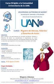 curso de registro de marcas patentes y derechos de autor
