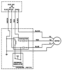 3 phase wiring diagram air compressor tamahuproject org