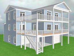 catchy collections of small house plans with elevators perfect