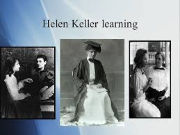 How Old Was Helen Keller When She Became Blind Helen Keller About Her She Was Born June 27 1880 She Died