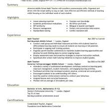 usa resume format resume format in usa fred resumes