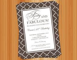birthday invitation wording image collections invitation