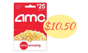 where to buy amc gift cards 25 amc gift card for 10 50 southern savers