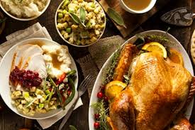 venetian room at fairmont dallas hotel offers thanksgiving feast