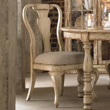 Distressed Dining Set Hooker Furniture Wakefield Distressed White Splatback Side Chair