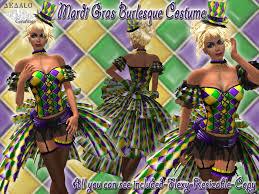 new orleans mardi gras costumes second marketplace mardi gras burlesque costume special