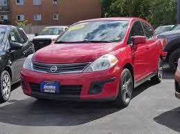 red nissan versa 2009 nissan versa automax