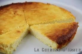 cuisine brousse gâteau à la brousse au citron cuisine sucrée