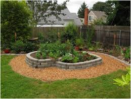 Sloped Backyard Landscaping Ideas What To Do With A Sloped Backyard Hillside Landscape Image On