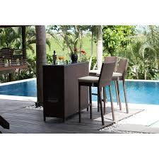 Patio Bar Furniture by Outdoor Patio Bar Pub Sets