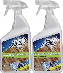 No Streak Laminate Floor Cleaner Amazon Com Black Diamond Wood U0026 Laminate Floor Cleaner For