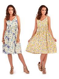 summer dresses uk womens dress v neck floral summer dress mid length sundress