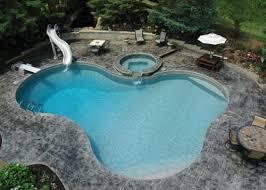 Backyard Inground Swimming Pools Best 25 Pool Shapes Ideas On Pinterest Pool Designs Inground
