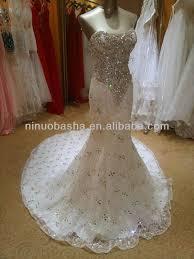 jeweled wedding dresses 2014 arrival mermaid garden wedding dresses