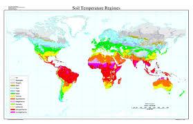 temperature map soil temperature regimes map nrcs soils