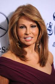 layered hairstyles 50 raquel welch s layered hairstyle haute hairstyles for women over