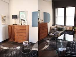 New York Style Home Decor Vintage Studio Apartment In New York