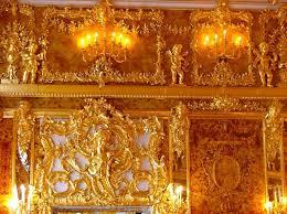 la chambre d ambre photos on aurait retrouvé la chambre d ambre volée par les le