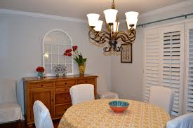 Bungalow Dining Room Curtain Call Diy Custom Curtains With A Sharpie The Diy Bungalow