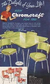 chromcraft table and chairs vintage chromcraft kitchen table and chairs fresh green kitchen