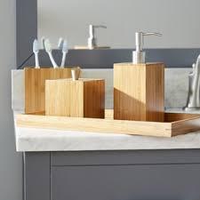 matching desk accessory set beach bathroom accessories set wayfair