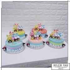 Cake Decorating Singapore Tsum Tsum Carnival Cake Cute Tsum Tsum Cakes Singapore River