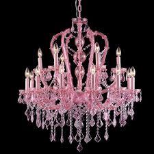 Chandelier Pink 828 Best Chandelier 1 Images On Pinterest Chandeliers Floor