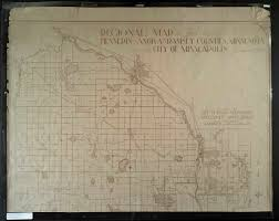Vintage Chicago Map by John R