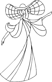 dance coloring pages 1