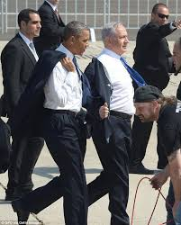 The President Who Got Stuck In The Bathtub Obama U0027s Limo Towed Away In Israel 1 5m U0027beast U0027 Breaks Down After