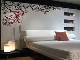 master bedroom wall designs design collection also decals for